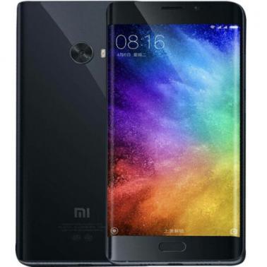 小米MI 小米Note2高配版 智能手机 全网通版4G 四核 ROM/128G RAM/6G 前800万像素 后2256万像素 5.7英寸 双卡双待 亮黑色 4070mA/h