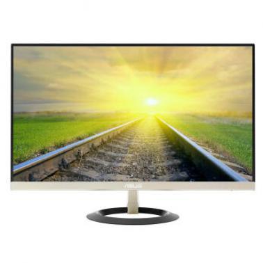华硕(ASUS)VZ249N 23.8英寸锐翼系列轻薄窄边框 滤蓝光不闪IPS屏显示器