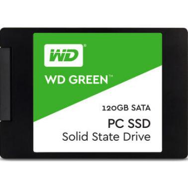 西部数据(WD) Green系列 120G 固态硬盘(WDS120G1G0A)
