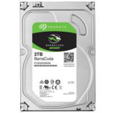 希捷(seagate)酷鱼系列 3TB 7200转64M SATA3 台式机硬盘(ST3000DM008)