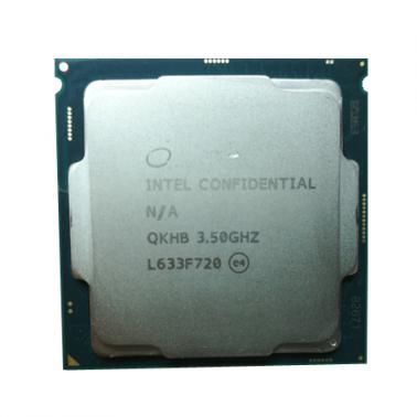 英特尔(Intel)酷睿i5-7500 14纳米(LGA1151/四核/3.4GHz/6MB三级缓存/65W)散片CPU