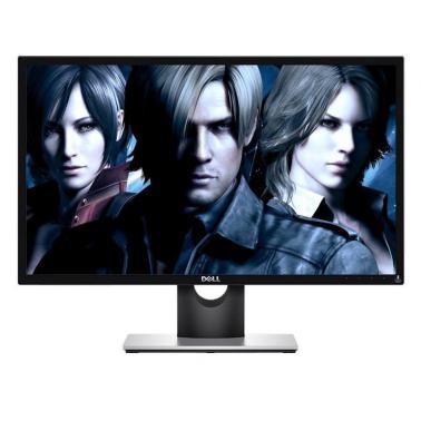 戴尔DELL SE2417HG 23.6英寸窄边框双HDMI接口高清屏显示器