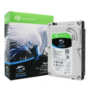 希捷(Seagate)酷鹰系列 2TB ST2000VX008 5900转64M SATA 6Gb/秒 监控级硬盘