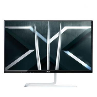 AOC(冠捷)I2281FW/BW (白色)21.5英寸宽屏窄边框AH-IPS广视角液晶显示器