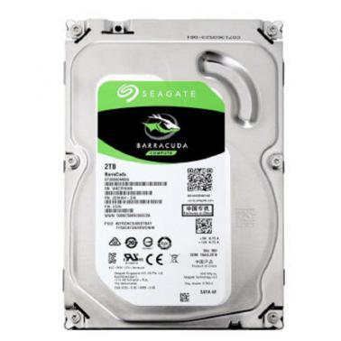 希捷(seagate)酷鱼系列 2TB 7200转64M SATA3 台式机硬盘(ST2000DM006)