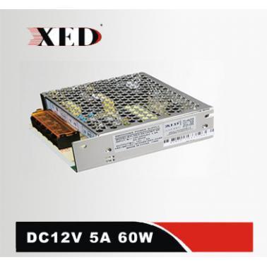 小耳朵 XED-5A12VWT-XK 网状开关电源 12V5A 安防监控电源