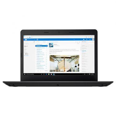 ThinkPad E470:31CD 14英寸笔记本(i3-6006U 4G 256G 2G独显 win10 黑色)