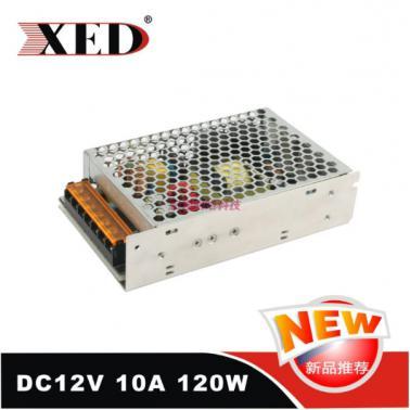 小耳朵 XED-10A12VWT 网状开关电源 12V10A 安防监控电源