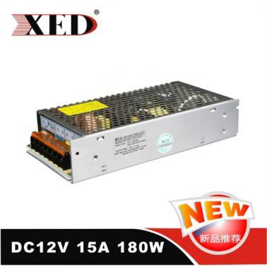 小耳朵 XED-15A12VWT 网状开关电源 12V15A 安防监控电源