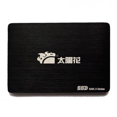 太阳花 D300系列 120GB 64M缓存2.5英寸SSD固态硬盘