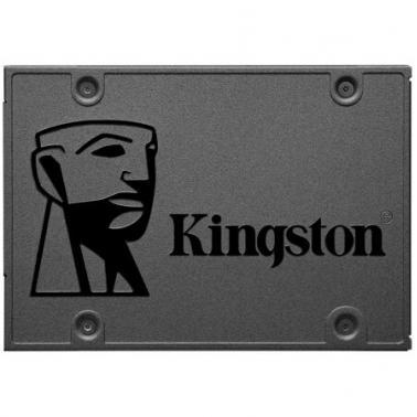金士顿(Kingston)SA400系列 240GB 2.5英寸 SATA3 固态硬盘