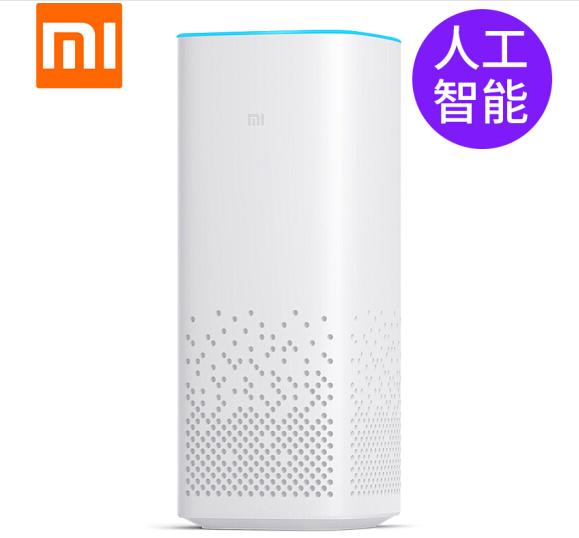 小米 MI AI音箱蓝牙wifi小爱同学人工语音智能网络音响低音炮