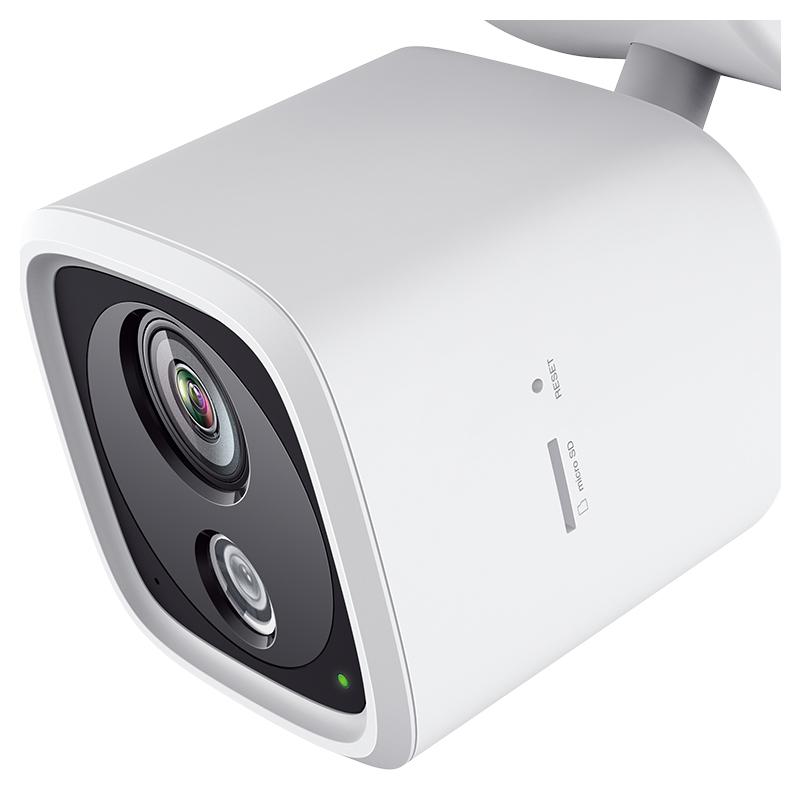 TP-LINK TL-IPC22A-4  @ 200萬像素 智能無線網絡攝像機