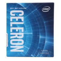 英特爾(Intel) G4900 賽揚雙核 (LGA1151/3.1GHZ/2.0M/51W)盒裝CPU