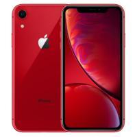 蘋果iPhone XR 智能手機 公開版三網4G 蘋果六核A12處理器 ROM/256GB RAM/3GB 前置700萬像素 后置1200萬像素 6.1英寸 雙卡 紅色 2942mA/h